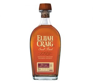 Elijah Craig- Small batch