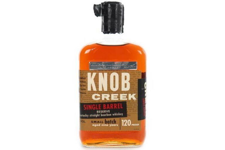 Knob Creek-single barrel
